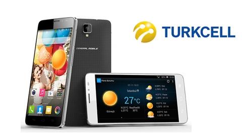 Turkcell General Mobile Discovery II Plus Kampanyası