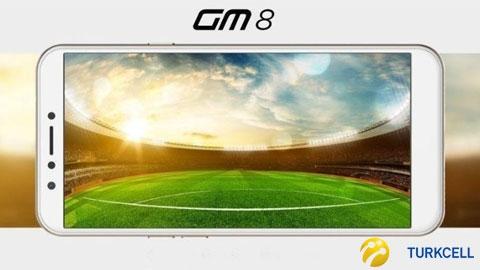 Turkcell General Mobile GM 8 Kampanyası