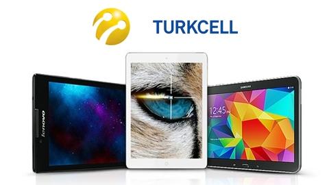 Turkcell Her Şey Dahil Tablet Kampanyası