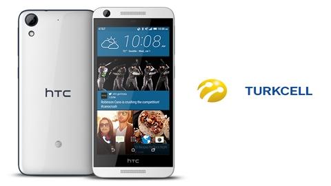 Turkcell HTC Desire 626 Cihaz Kampanyası