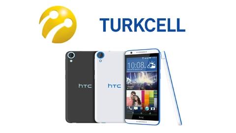 Turkcell HTC Desire 820