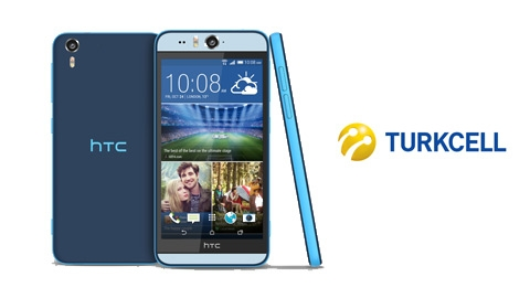 Turkcell HTC Desire EYE Kampanyası