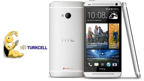 Turkcell HTC One kampanyası sözleşmeli fiyatları