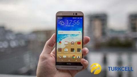 Turkcell HTC One M9 cihaz Kampanyası