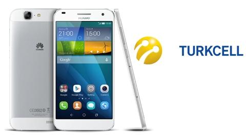 Turkcell Huawei G7 Kampanyası