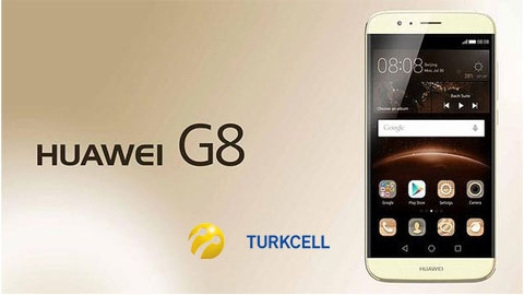 Turkcell Huawei G8 Cihaz Kampanyası