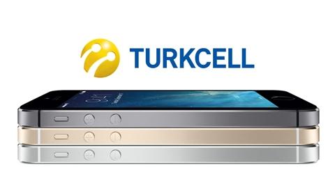 Turkcell iPhone 5S 16 GB Cihaz Kampanyası
