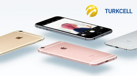 Turkcell iPhone 6 32GB Akıllı Telefon Kampanyası