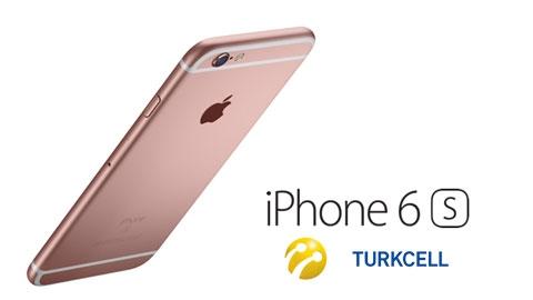 Turkcell iPhone 6S 32 GB Cihaz Kampanyası