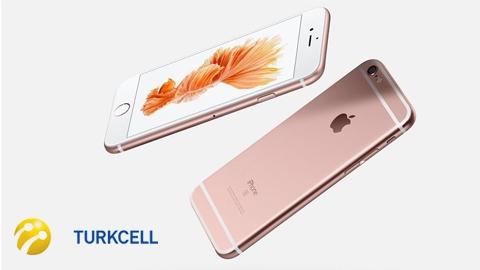 Turkcell iPhone 6s Plus 16GB Cihaz Kampanyası
