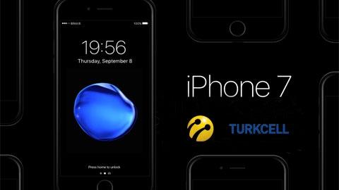 Turkcell iPhone 7 128 GB Cihaz Kampanyası