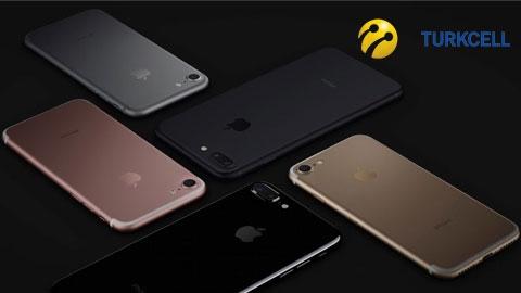 Turkcell iPhone 7 32 GB Cihaz Kampanyası