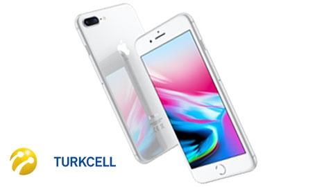 Turkcell iPhone 8 256 GB Kampanyası