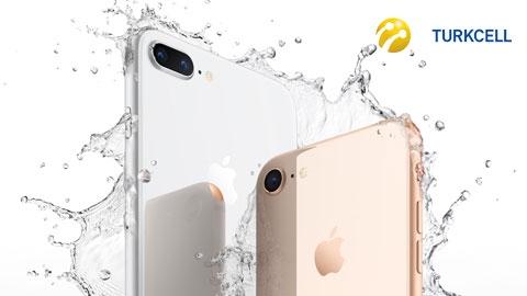 Turkcell iPhone 8 64 GB Kampanyası
