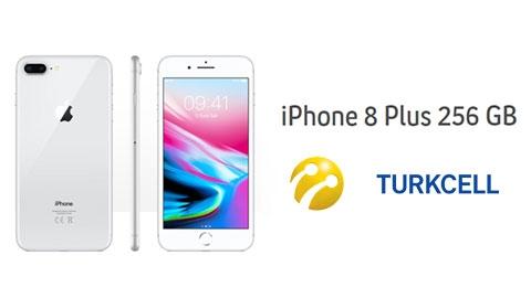 Turkcell iPhone 8 Plus 256 GB Kampanyası