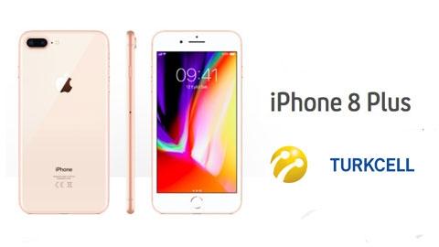 Turkcell iPhone 8 Plus 64 GB Kampanyası
