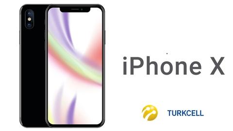 Turkcell iPhone X 256 GB Akıllı Telefon Kampanyası