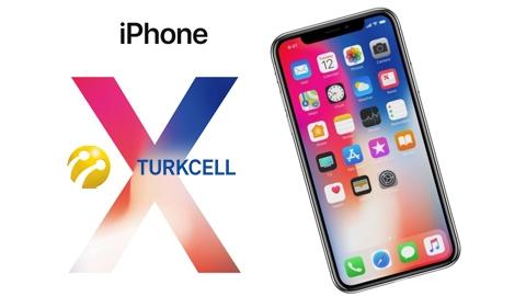 Turkcell iPhone X 64GB Akıllı Telefon Kampanyası