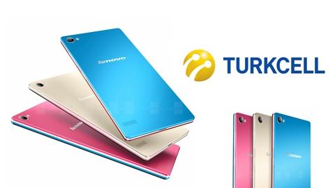 Turkcell Lenovo VIBE X2 Kampanyası