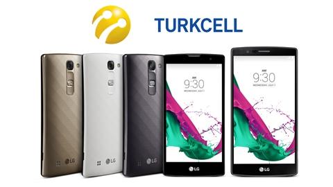 Turkcell LG G4c Cihaz Kampanyası