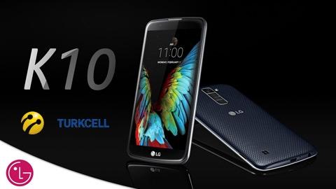 Turkcell LG K10 Cihaz Kampanyası (2017)