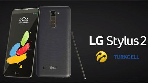 Turkcell LG Stylus 2 Cihaz Kampanyası