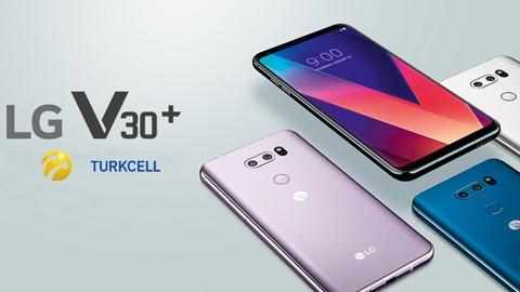 Turkcell LG V30+ Akıllı Telefon Kampanyası