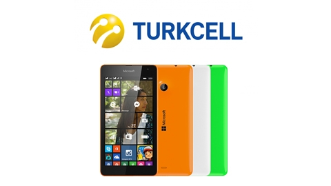Turkcell Microsoft Lumia 535 Kampanyası