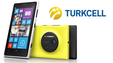 Turkcell Nokia Lumia 1020 kampanyası