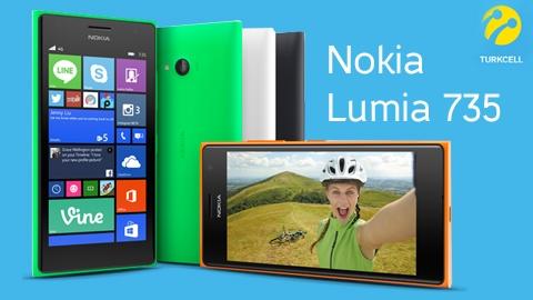 Turkcell Nokia Lumia 735 Kampanyası