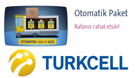 Turkcell Otomatik Paket ile tarife aşmaktan korkmayın