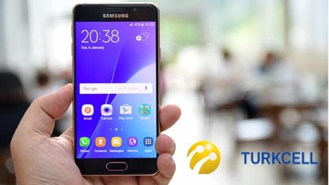 Turkcell Samsung Galaxy A3 2016 Cihaz Kampanyası