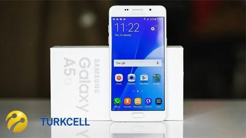 Turkcell Samsung Galaxy A5 2016 Cihaz Kampanyası