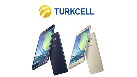 Turkcell Samsung Galaxy A5 Kampanyası