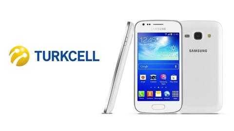 Turkcell Samsung Galaxy Ace 4 Kampanyası