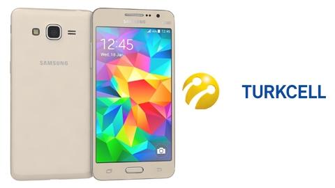 Turkcell Samsung Galaxy Grand Prime Kampanyası + Bluetooth Kulaklık
