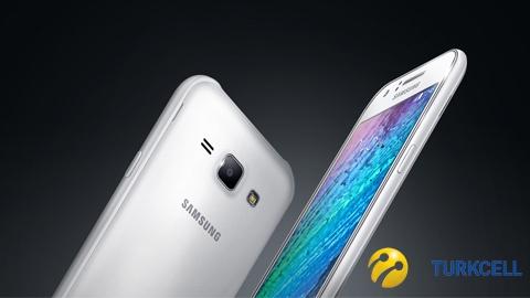 Turkcell Samsung Galaxy J1 Cihaz Kampanyası