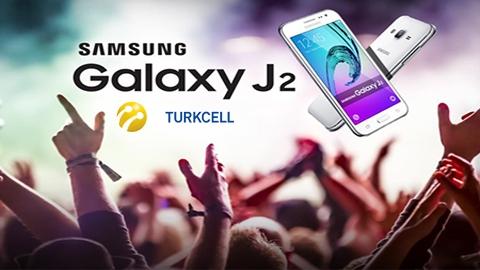 Turkcell Samsung Galaxy J2 Kampanyası