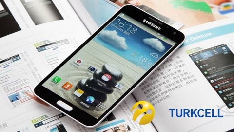Turkcell Samsung Galaxy J5 Cihaz Kampanyası