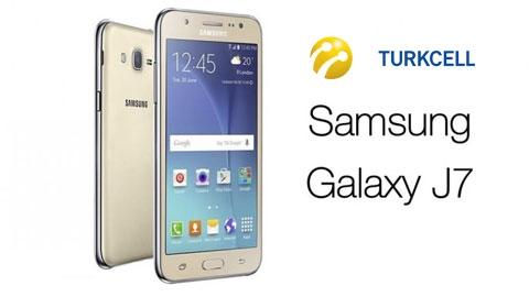 Turkcell Samsung Galaxy J7 Cihaz Kampanyası (2016)