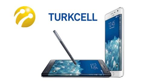Turkcell Samsung Galaxy Note Edge Kampanyası