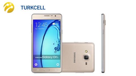 Turkcell Samsung Galaxy On7 Cihaz Kampanyası (2017)