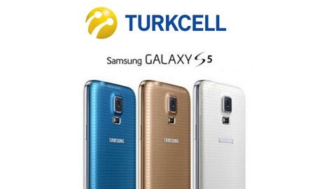 Turkcell Samsung Galaxy S5 Kampanyası