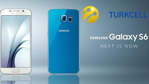 Turkcell Samsung Galaxy S6 32GB Kampanyası