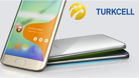 Turkcell Samsung Galaxy S6 edge 32GB Cihaz Kampanyası