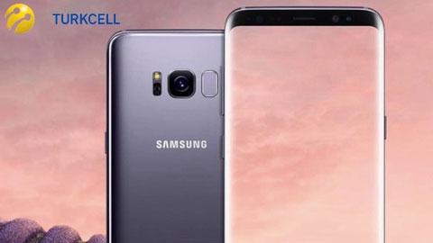 Turkcell Samsung Galaxy S8+ Cihaz Kampanyası