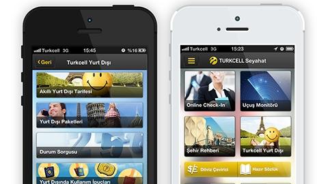 Turkcell Seyahat uygulaması iOS için yayımlandı