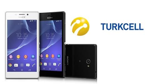 Turkcell Sony Xperia M2 Kampanyası