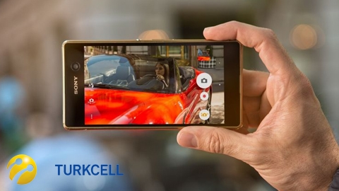 Turkcell Sony Xperia M5 Kampanyası