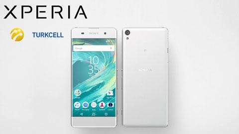 Turkcell Sony Xperia XA Cihaz Kampanyası